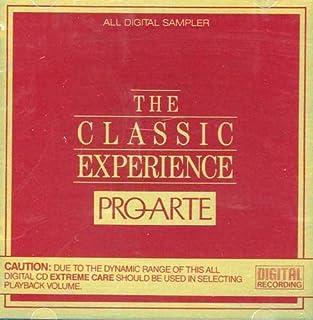 Proarte Classical Sampler