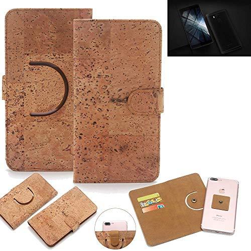 K-S-Trade® Handy Schutz Hülle Für Vernee Apollo X Korkhülle 1x
