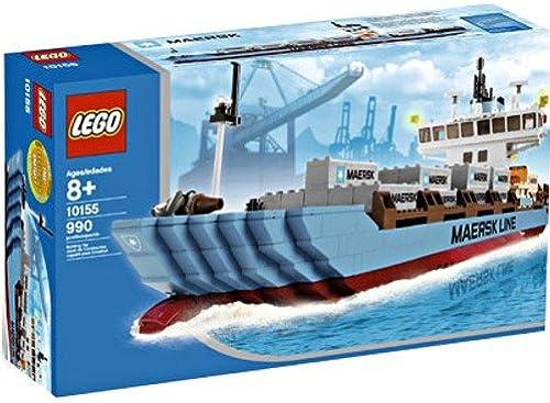 LEGO 10155 Navire conteneur Maersk Line