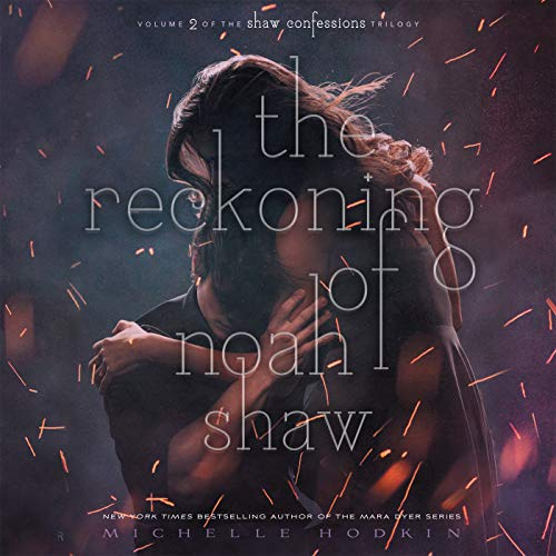 The Reckoning of Noah Shaw audiobook cover art