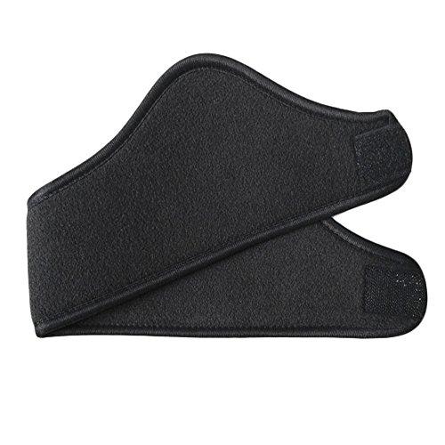 Dorical Stirnband 1-Pcs-Kopfband, Headband für optimalen Ohrenschutz beim Jogging, Laufen, Wandern, Fahrrad- und Motorrad Fahren - Stirnbänder für Damen und Herren,Haarband mit weichem Fleece(Grau)