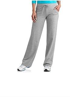 Women's Plus-Size Dri-More Core Relaxed Fit Workout Pant - 1X Plus - Gray