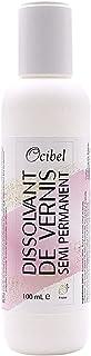 Dissolvant Vernis Semi Permanent Parfum Fraise - 100 ml