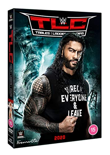 WWE: TLC - Tables, Ladders & Chairs 2020 [DVD]