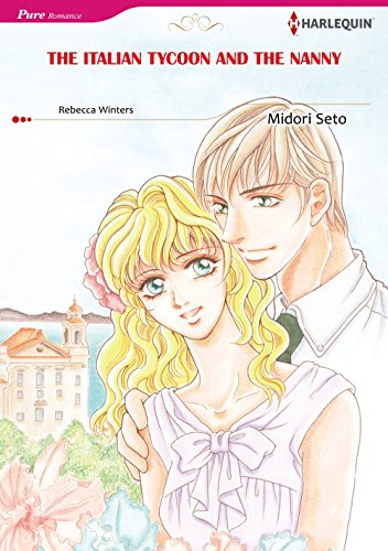 The Italian Tycoon and the Nanny: Harlequin comics (English Edition)