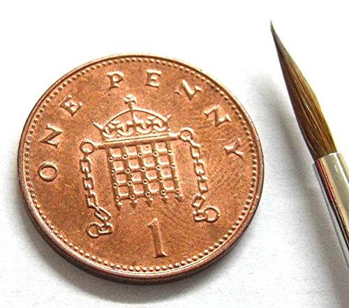 Springer Pinsel Springer pinsel1854–4Aquarells Pinsel mit Kolinsky Haar (Größe 4)