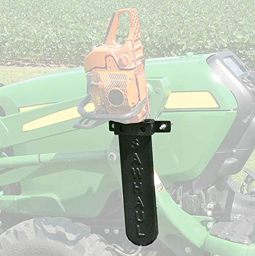 SawHaul Universal Chainsaw Carrier Kit for Tractors