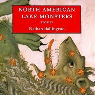 North American Lake Monsters cover art