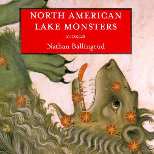North American Lake Monsters cover art