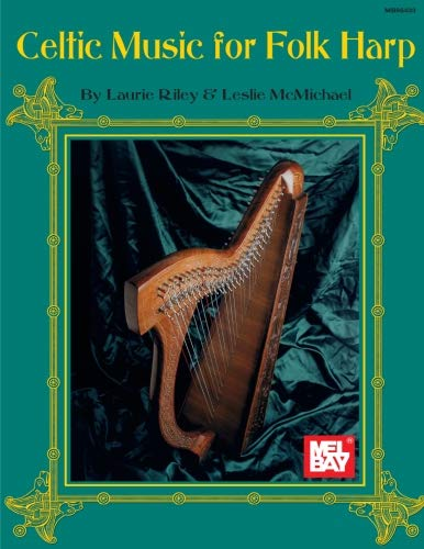Mel Bay Celtic Music for Folk Harp