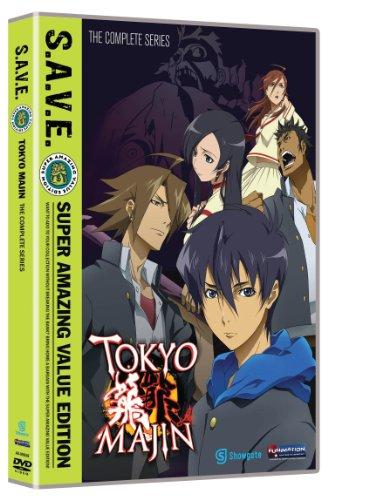 Tokyo Majin - The Complete Series S.A.V.E.