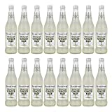 Fever Tree - Birra allo zenzero rinfrescante leggera, 500 ml (confezione da 16)