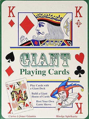 Tobar 08969 Riesige Spielkarten