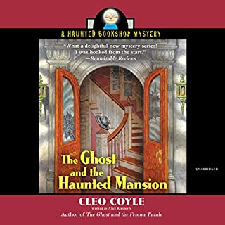 The Ghost and the Haunted Mansion cover art