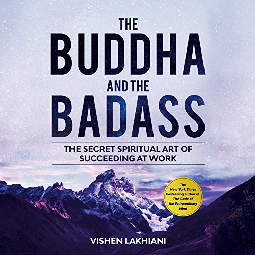 The Buddha and the Badass cover art