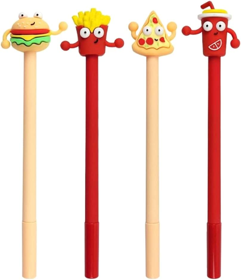 Fast Food Import Stationery 3D Characters Max 61% OFF Fries Pizza Burger Soda