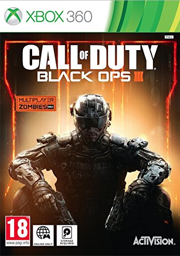 CALL OF DUTY: BLACK OPS III (MULTIPLAYER + ZOMBIES ONLY) XBOX 360 [ ]