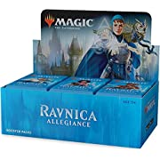 Magic: The Gathering Ravnica Allegiance Booster Box   36 Booster Packs (540 Cards)