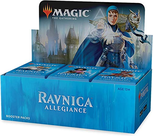 Magic: The Gathering Ravnica Allegiance Booster Box | 36 Booster Packs (540 Cards)