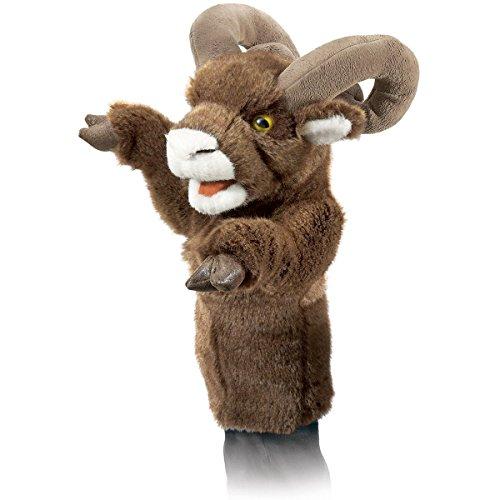 Folkmanis Bighorn Stade marionnette Mouton
