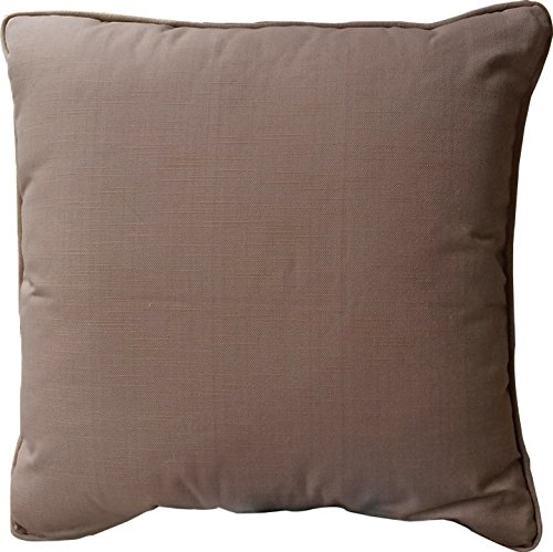 Famous Home GRASEKAMP kwaliteit sinds 1972 kussensloop 60 x 60 cm taupe