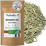 Chabiothé - Romarin Feuilles séchées Bio 200g - Origine France - Rosmarinus officinalis L. - sachet biodégradable