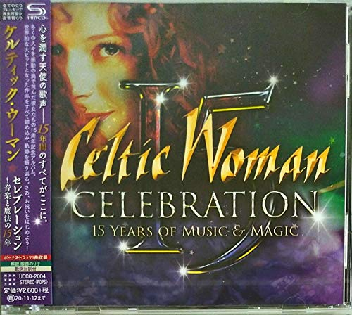 Celebration (15 Years Of Music & Magic) (SHM-CD)