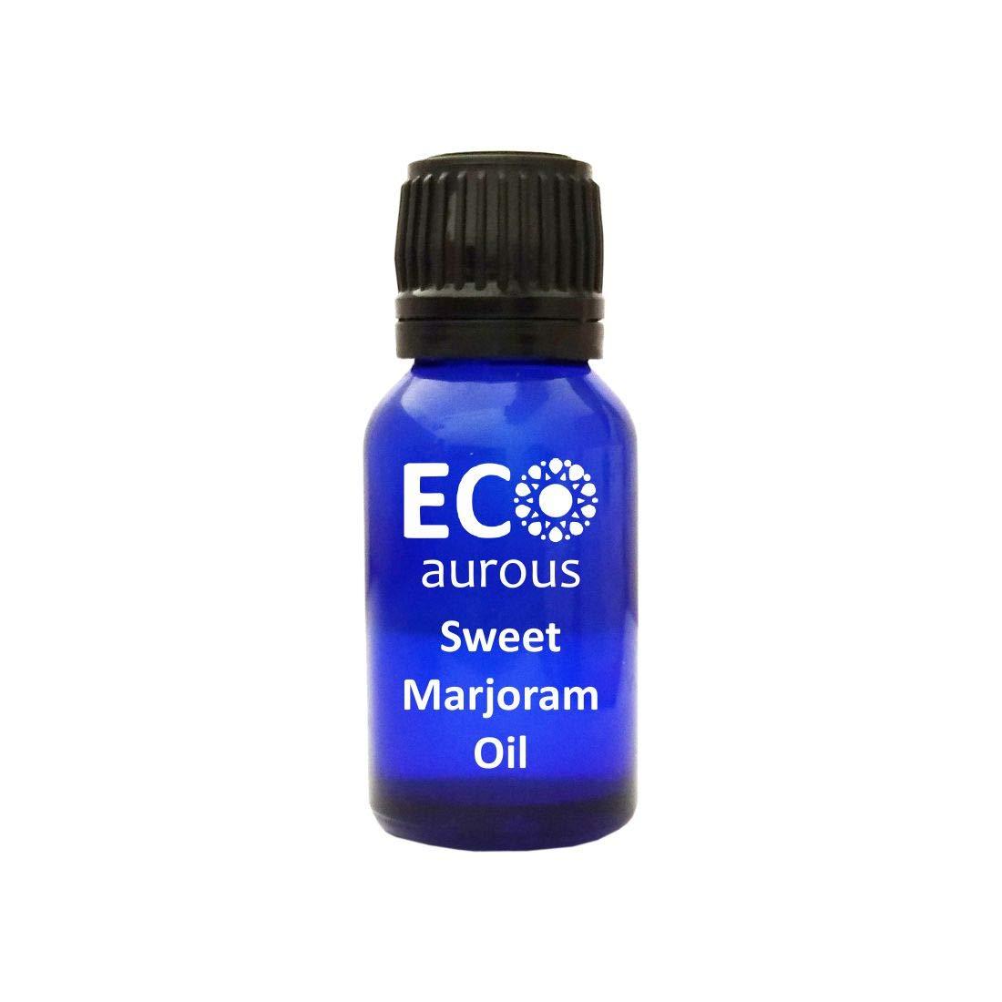 Eco Overseas parallel import regular item Aurous Sweet Lowest price challenge Marjoram Oil 100% Origanum Na Majorana Pure