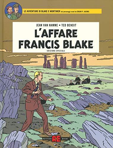 L'affare Francis Blake. Ediz. speciale