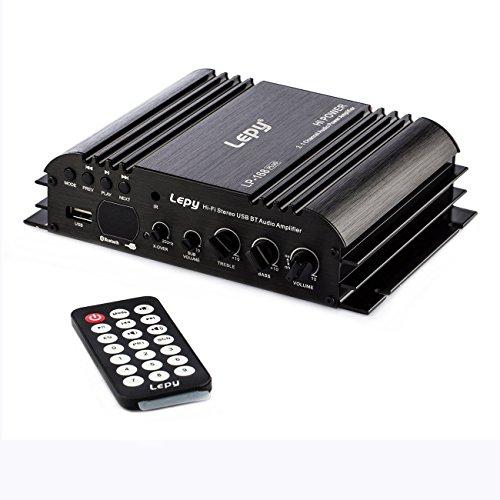 nobsound lepy 168plus 2.1 Channel 80 W + 68 W Hi-Fi stéréo USB SD Bluetooth aux RCA audio numérique amplificateur Power Caisson Amp Basses