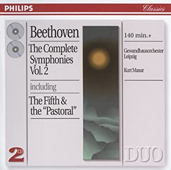 Beethoven: The Complete Symphonies, Vol. 2