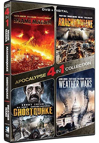 4-in-1 Apocalypse - Arachnoquake, Ghostquake, Miami Magma, Weather Wars
