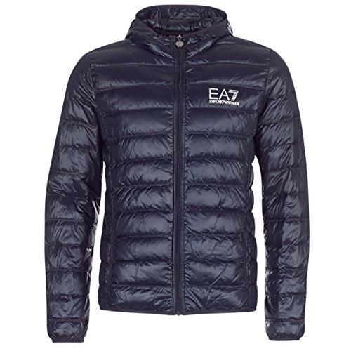 Emporio Armani EA7 Core Down Jacket - Night Blue-XXS