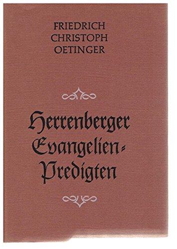 Herrenberger Evangelien-Predigten