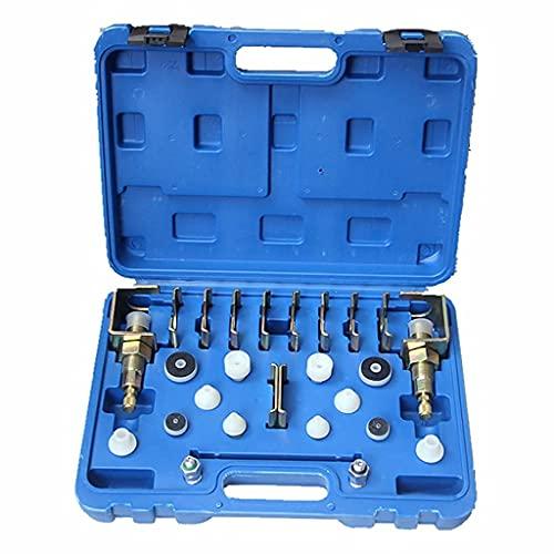 WYZQ Kit d'outils de réparation de Montres, Un Ensemble de 26 pièces de Toute la série d'outils de détection de fuites d'entretien de climatisation Automobile, Montres