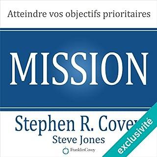 Couverture de Mission : atteindre vos objectifs prioritaires