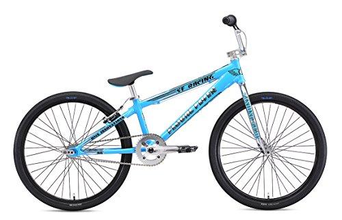 SE Bikes Floval Flyer 24R BMX Bike (27cm, Blue)