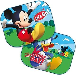 Disney 9302 Seitenscheiben Sonnenschutz, Set of 2