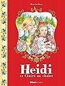 Heidi, tome 2 : Heidi et Claire au chalet par Maury