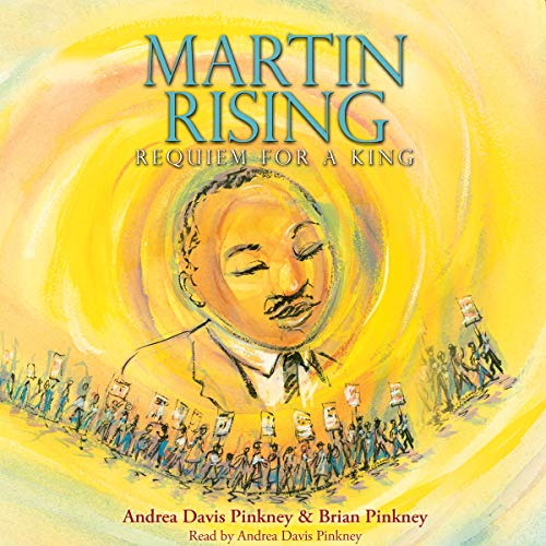 Martin Rising audiobook cover art