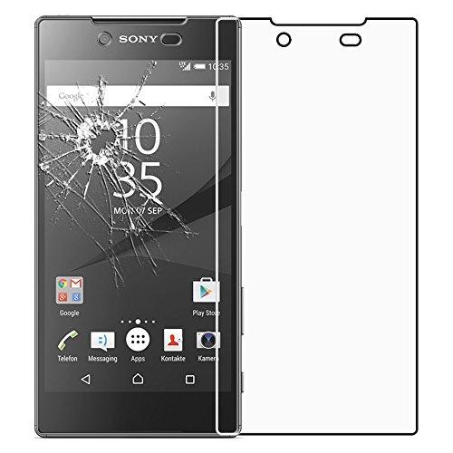 ebestStar - Cristal Templado Compatible con Sony Xperia Z5 Premium, Z5 Prime...