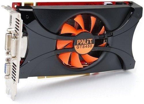 Palit GeForce GTS450 1G D5 NE5S4500HD01-1061F