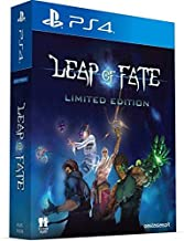 Leap of Fate Limited Edition PlayStation 4 by Eastasiasoft