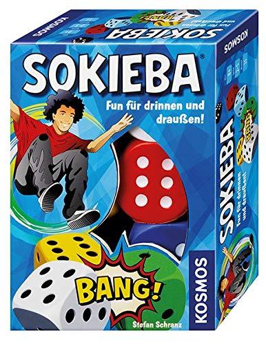 Preisvergleich Produktbild KOSMOS 692780 - Sokieba - Fun für drinnen und draußen!