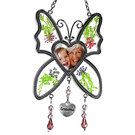Grandma Butterfly Sun Catcher a fun unique mother's day gift for nana