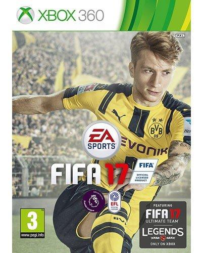 FIFA 17 [AT Pegi] - [Xbox 360]