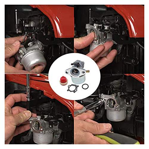 Carburetor 799868 498254 497347 497314 498170 Compatible with Mowers Carburetor Compatible with Briggs &Compatible with Stratton Engine Carb 4Hp 5Hp 6Hp 6.75Hp 6.5Hp 7Hp Engine Parts