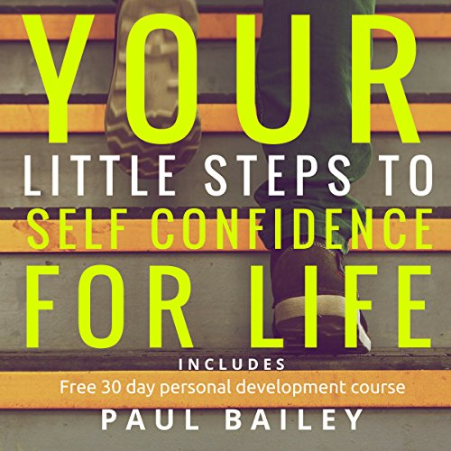 Your Little Steps to Self Confidence for Life Titelbild