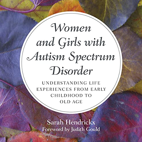 Women and Girls with Autism Spectrum Disorder cover art