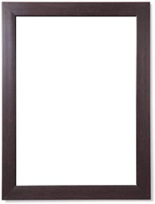 Frame N Art Decorative Wooden Finish Water Proof Vanity Wall Mirror Glass for Living Room, Bathroom, Bedroom (CGC-42) (24 x 36)